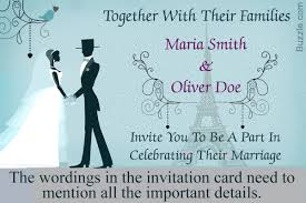 Invitation Card Of Wedding Everything You Wanted To Know About Wedding Invitation Cards