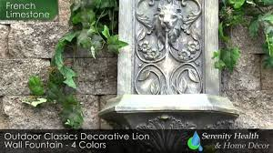 Stone Cladding For Garden Walls by Outdoor Wall Fountain Garden Landscaping Water Features Waterfall