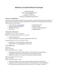 Management Consultant Resume Sample by Retail Consultant Resume Free Resume Example And Writing Download