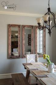 Impressive Decoration Decorative Wall Mirrors For Living Room - Living room mirrors decoration