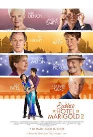 El exótico Hotel Marigold 2 ()