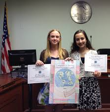 Foreign Language Poster Essay PSA Contest Winners   QUINCY PUBLIC         students from all five middle schools and both high schools were honored for winning the annual Foreign Language Poster  Essay  and Public Service