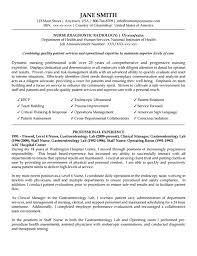 Resume For Nurses Free Sample by Free Nursing Resume Sample Sample Rn Resume Icu Ahoy Template