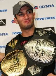 Mousasi Says He's Working To Be A Good Wrestler And Retire At 30