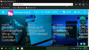 windows 10 tips and tricks how to add favorites bar in microsoft