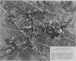 Bombing of Bucharest in World War II