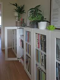 Ikea Glass Shelves by Best 25 Glass Bookcase Ideas On Pinterest Dining Room Storage
