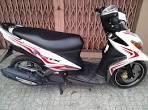 Yamaha - Cần bán xe <b>Luvias</b> trắng xám đỏ <b>2013</b>