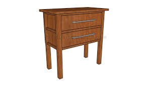 end table howtospecialist how to build step by step diy plans
