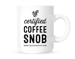 coffee scout brand design