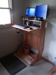 standing computer desk u2013 tyler tork