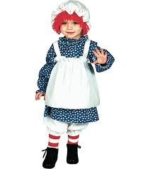clearance infant halloween costumes infant toddler raggedy ann halloween costume