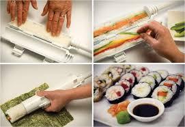 Amazon com   The Sushi Bazooka   All in   Sushi Making Machine     Amazon com   The Sushi Bazooka   All in   Sushi Making Machine  Sushi Plates