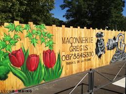 Deco Mur Exterieur Fresque Murale Et Décoration De Façade En Extérieur à La Bombe
