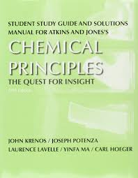 chemical principles the quest for insight amazon co uk peter