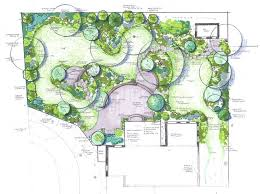 Best  Free Landscape Design Ideas On Pinterest Landscape - Backyard plans designs