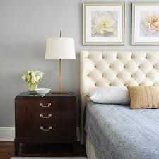unique cream leather headboard king size 53 about remodel custom
