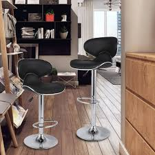 34 Inch Bar Stool Furniture Attractive Tall Bar Stools For Modern Bar Room Design