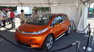 nissan leaf vs chevy bolt chevrolet bolt now available for order in south korea cleantechnica