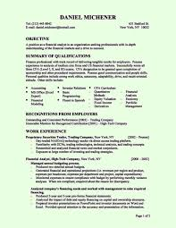 Financial Resume Sample by Finance Resume Examples Financial Advisor Resume Sample Financial