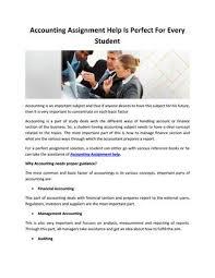 Accounting Assignment Help   My Homework Help Online Issuu
