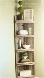 corner shelf decor for bathroom and living room u2013 modern shelf
