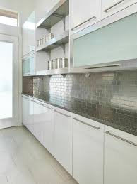 Aluminum Kitchen Backsplash Kitchen Backsplash Aluminum Backsplash Tiles Copper Metal