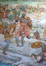battle of largs wikipedia