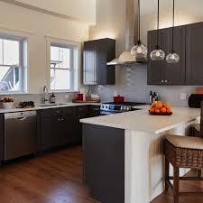Kitchen Design Trends by 24 Grey Kitchen Cabinets Designs Decorating Ideas Design