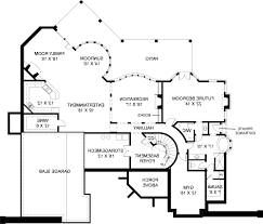 House Plan With Basement by House Floor Plans With Basement Home Design
