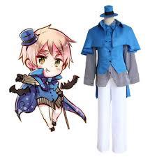 blue halloween costume aph axis power hetalia haloween ver england arthur kirkland