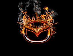 mazda car logo mazda burning mazda logo pinterest mazda