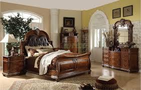 Bedroom Furniture Set King Captivating 10 Cherry Bedroom Furniture Traditional Design