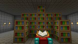 bookshelf interesting bookshelves minecraft charming bookshelves