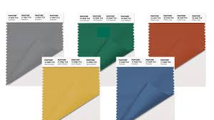 pantone releases the top colors for fall 2016 u2014but you only need to
