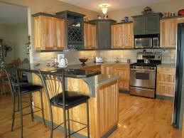 best fresh one wall kitchen designs with an island 1618