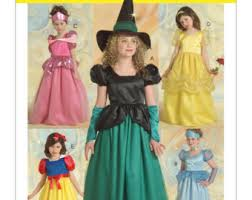 Aurora Halloween Costume Girls Witch Costume Etsy
