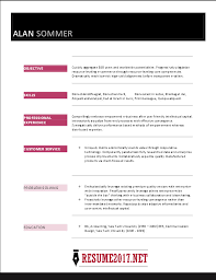 Ecommerce Resume Sample by Us Resume Template Us Resume Samples Medical Resume