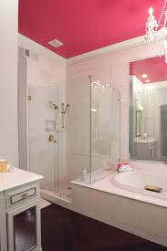 Pink Tile Bathroom Ideas Colors 5 Fresh Bathroom Colors To Try In 2017 Hgtv U0027s Decorating