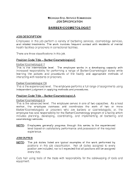 hair stylist resume sample sample cosmetologist resume beautician resume job description template