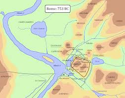 Bc Campus Map File Rome In 753 Bc Png Wikimedia Commons