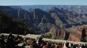 North Rim Of Grand Canyon - Grand canyon lodge dining room
