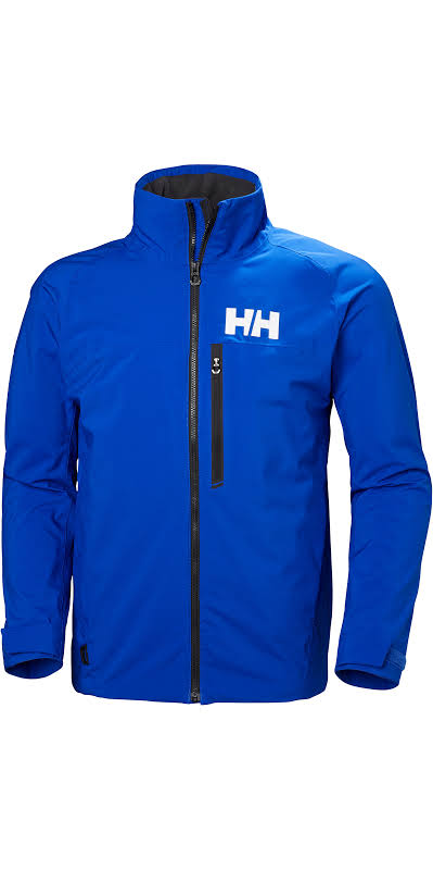 Helly Hansen HP Racing Midlayer Jacket Olympian Blue Medium 34041-563-M