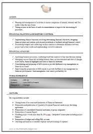 Cv samples for procurement managers oyulaw Sample Resume for Human Resources Officer