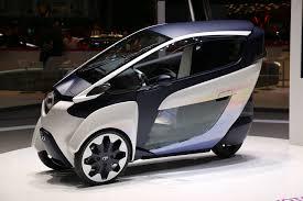 toyota motor car self leaning toyota i road concept debuts in geneva video u0026 live