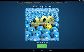 3d names android apps on google play