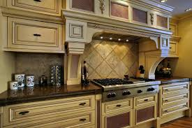 cream colored painted kitchen cabinets home design ideas