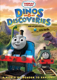 Thomas and Friends: Dinos and Discoveries