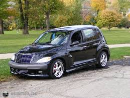 2003 chrysler pt cruiser information and photos zombiedrive