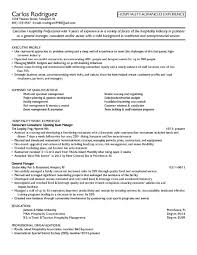 Executive Summary Resume Example Template Uzo Your Connection To World Html Resume Templates Free Samples